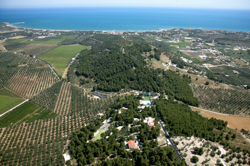 Agriturismo Vieste Villaggio Residence Elisena