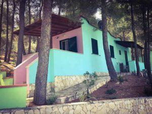 Appartamento turistico bifamiliare nel Villaggio Turistico Elisena a Vieste in Puglia