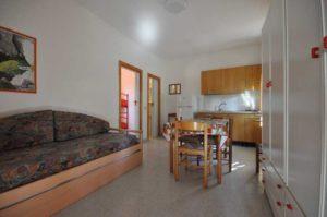 appartamenti indipendenti con cucinino in villaggio turistico