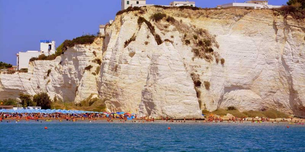 Spiagge Vieste: le 5 spiagge più belle del Gargano