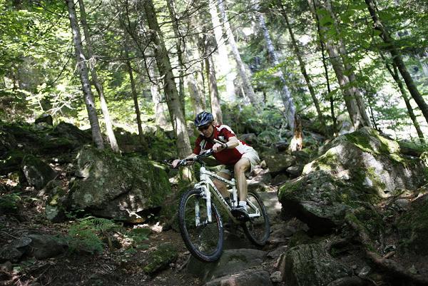 mountain bike vieste gargano noleggio