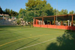 campo sportivo e palestra villaggio tusistico puglia